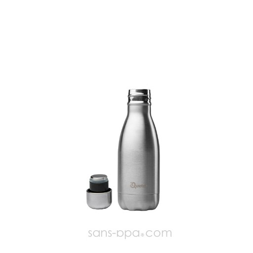 Bouteille isotherme inox 260 ml