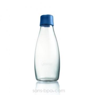 Gourde verre 500 ml GLACIER