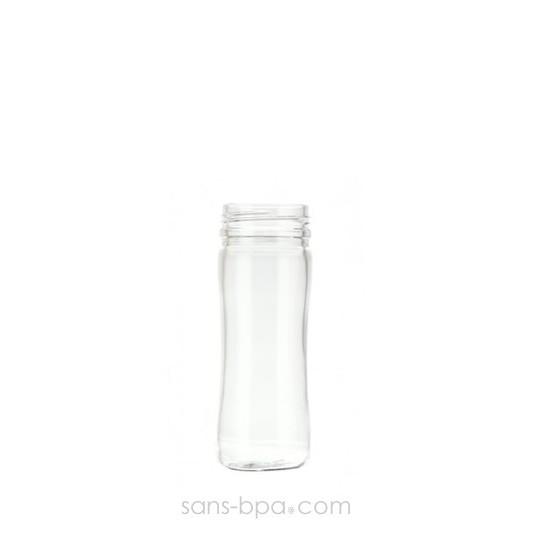 Corps biberon verre 250 ml