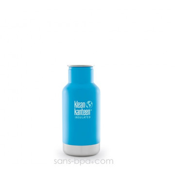 Gourde isotherme inox 355 ml - SILVER