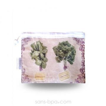 Sac à salades - Modèle Aromates - PETIT