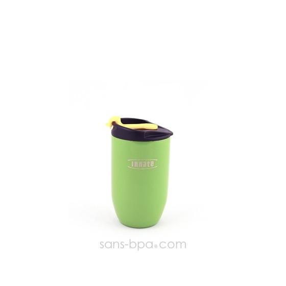 Gobelet inox isotherme 240 ml - Green - DOPPIO Deluxe