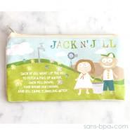 Petite trousse de toilette - Jack & Jill