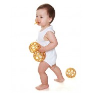 Balle caoutchouc Star Ball - Hévéa