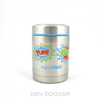 Boite repas isotherme BAM !