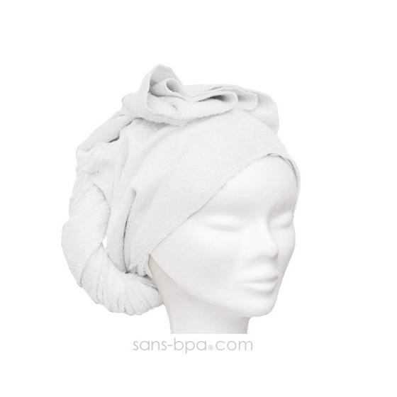 Serviette à cheveux Bambou ECRU