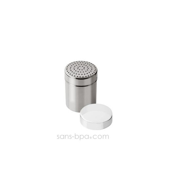 Saupoudreuse inox 2mm