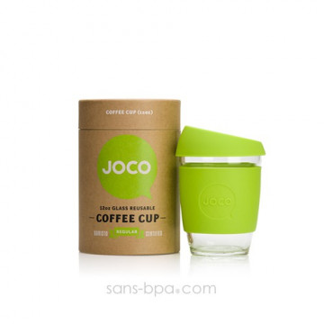 Joco Cup tasse verre 340ml - Green