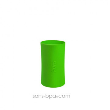 Gaine silicone Grande - Green
