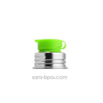Bouchon sport silicone - Green - PURA