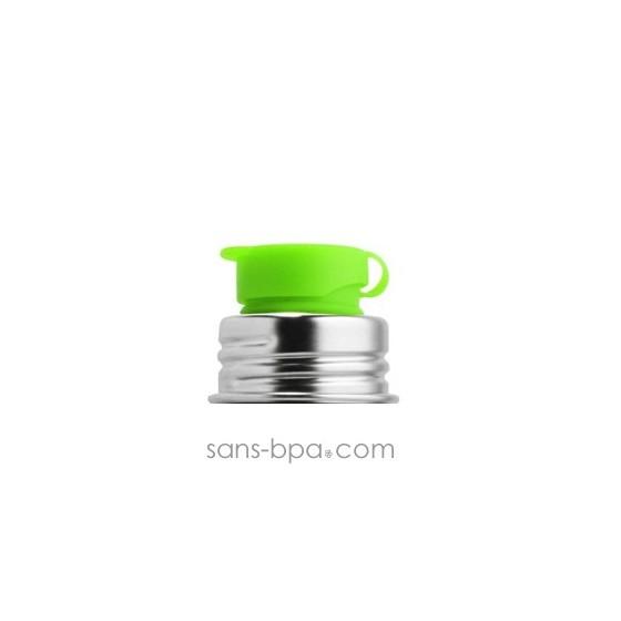 Bouchon sport silicone - Green