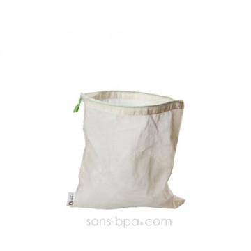 Lot 5 sacs à vrac tissus gaze - Taille S - 20 x 28