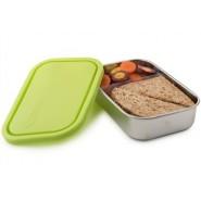 Boite rectangle compartiment amovible - Green