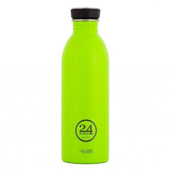 Gourde inox 500 ml Green