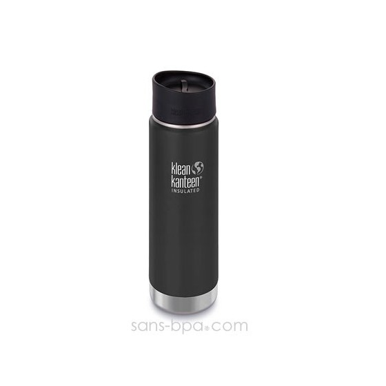 Gourde isotherme WI 592 ml BLACK Mat