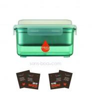 Pack Boite nomade AquaHeat 500ml + 4 sachets HOT