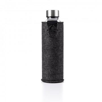 Gourde verre 550 ml - MISMATCH - Onyx