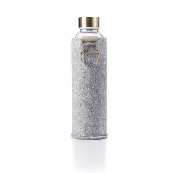 Gourde verre 550 ml - Silver - MISMATCH