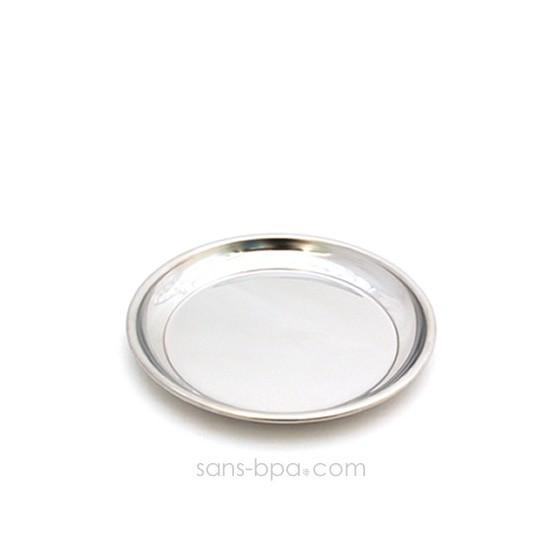 Assiette inox 21 cm PLATE