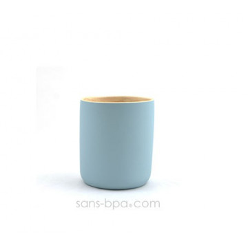Mug bambou 350 ml LY - MYOSOTIS
