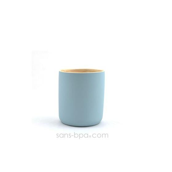 Mug bambou 350 ml LY - MYOSOTIS