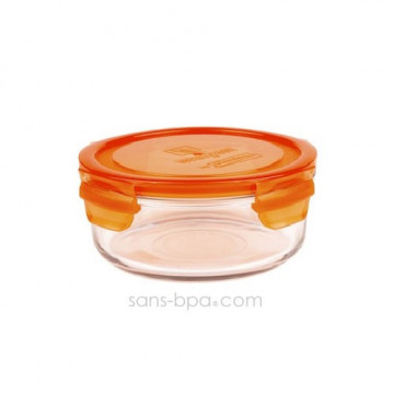 Contenant verre Meal Bowl 660 ml - Azur