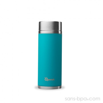 Théière inox isotherme AQUA 300 ml