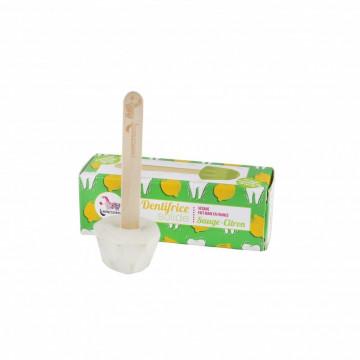 Dentifrice solide Menthe poivrée 20g