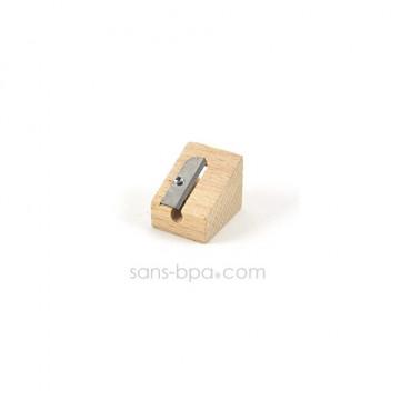 Taille-crayon bois XXL