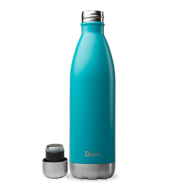 Bouteille isotherme inox TURQUOISE 750 ml
