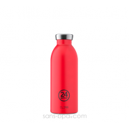 Bouteille inox isotherme 500ml - CLIMA Candy Pink