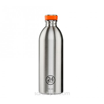 Gourde inox 1000 ml URBAN - INOX