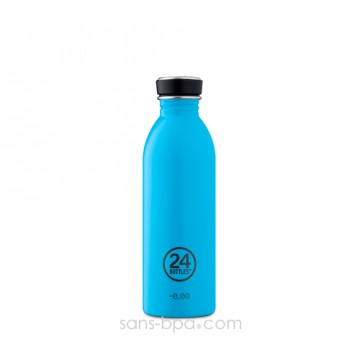 Gourde inox 500 ml Blue