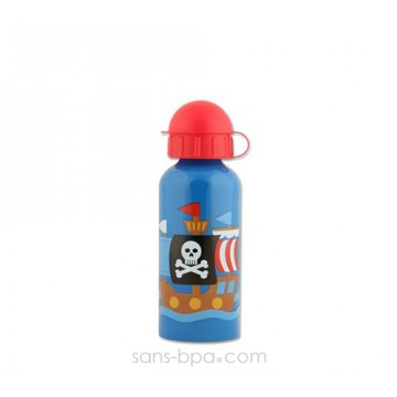 Gourde inox 400 ml - Pirate