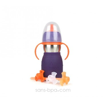 Safe Sippy anti-fuite 330ml MYRTILLE