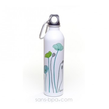 Gourde inox 600 ml POPPY