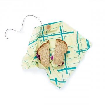Bee's Wrap Sandwich Clover