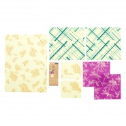 Assortiment 7 emballages Bee's Wrap