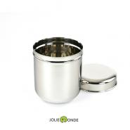 Boite 100% inox La Cylindre 3