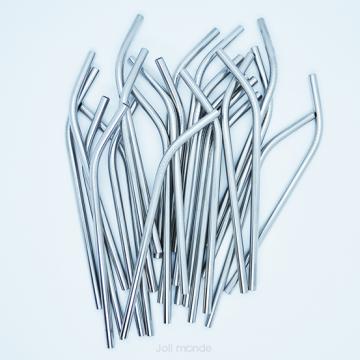 Paille VRAC unité - Courtes & courbes