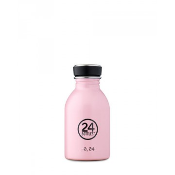 Mini gourde 250 ml URBAN - CANDY PINK