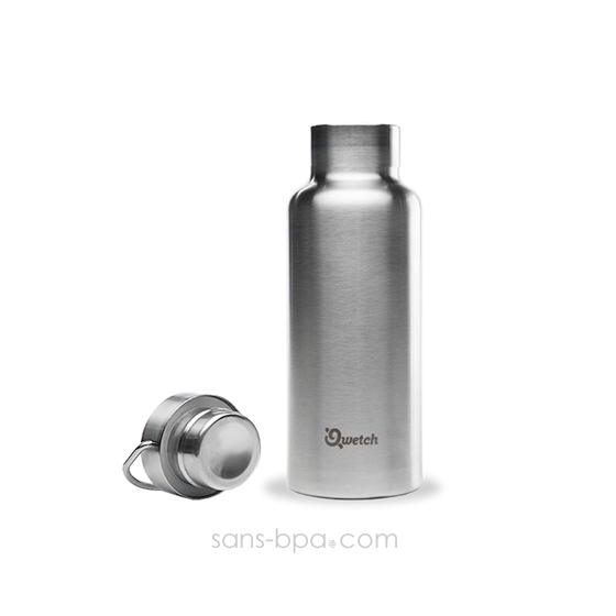 Bouteille isotherme 500ml Travel Pot - QWETCH