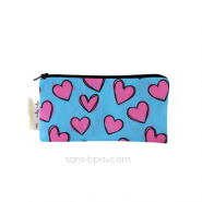 1 Mini-sac Gourmandise PAINTERLY PINEAPPLE