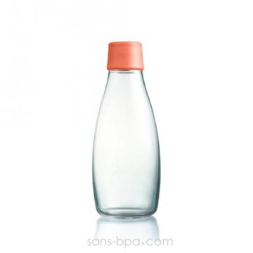 Gourde verre 500 ml - PECHE