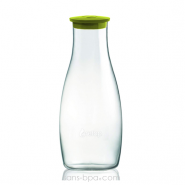 Carafe verre 1200 ml - Green