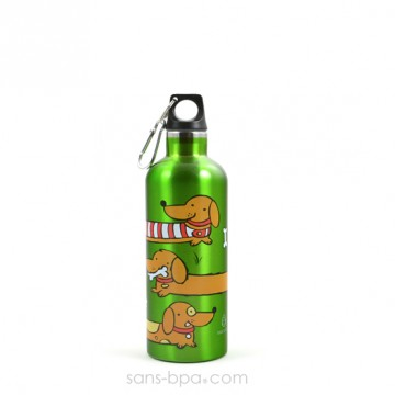 Bouteille isotherme 500ml LITTLE CHIEN