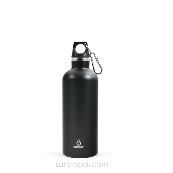 Bouteille isotherme 500ml MESSENGER