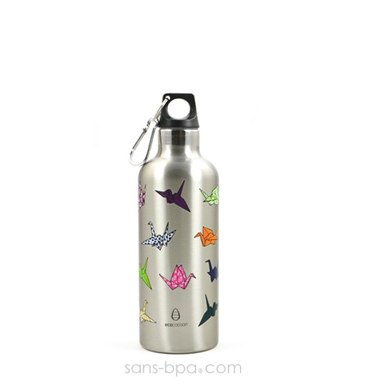 Bouteille isotherme 500ml ORIGAMI
