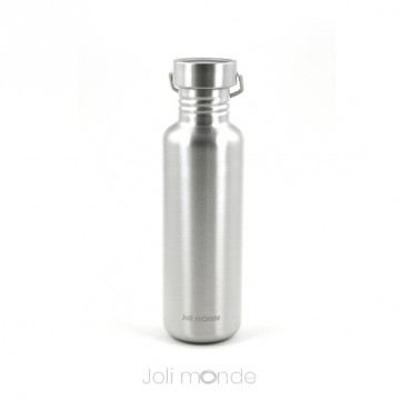 Gourde 100% inox 800 ml - La GLOUP