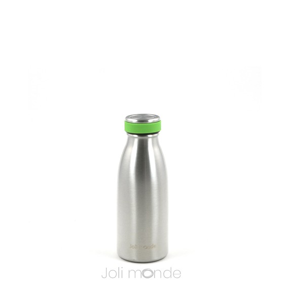 Gourde inox 400 ml - La GLOUP isotherme
